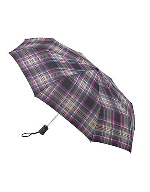 Fulton Open And Close Umbrella - Multi-Coloured
