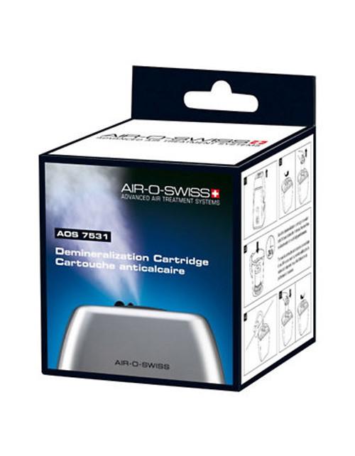 Air-O-Swiss 7531 Demineralization Cartridge (Dmc) For Ultrasonics - No Colour