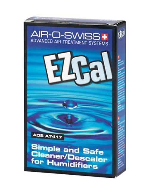 Air-O-Swiss 7417 Ezcal Cleaner And Descaler - No Colour