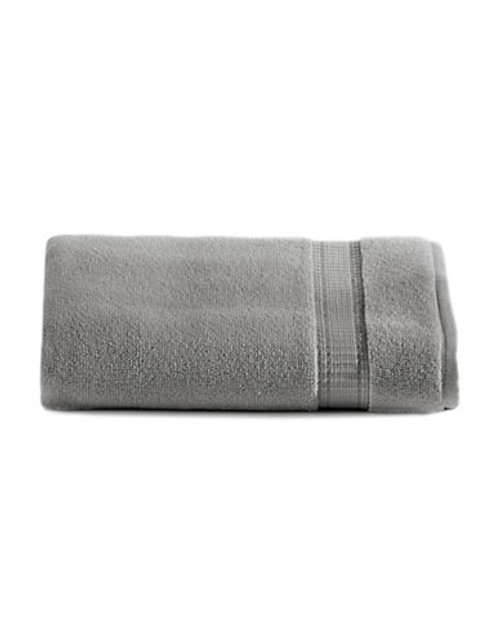 Calvin Klein Plush Towel Tub Mat - Shadow - Tub Mat