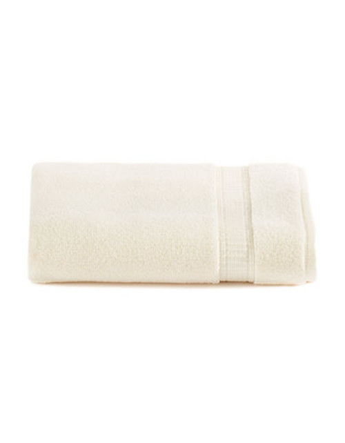 Calvin Klein Plush Towel Tub Mat - CREAM - Tub Mat