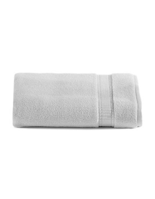 Calvin Klein Plush Towel Tub Mat - Reflect - Tub Mat