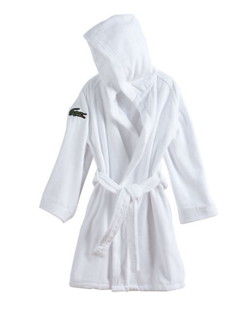 Lacoste Smash Robe - White