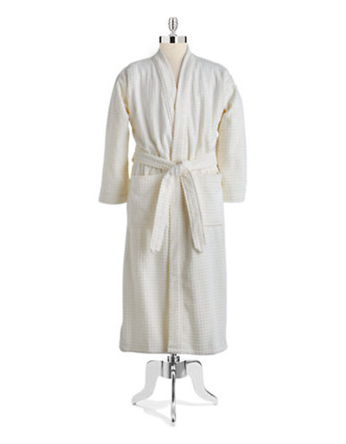 Glucksteinhome Spa Robe - White - Large/X-Large