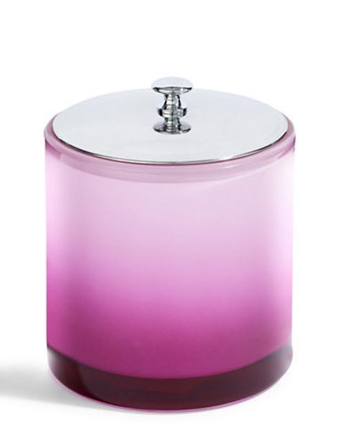 Distinctly Home Claro Cotton Jar - MAGENTA