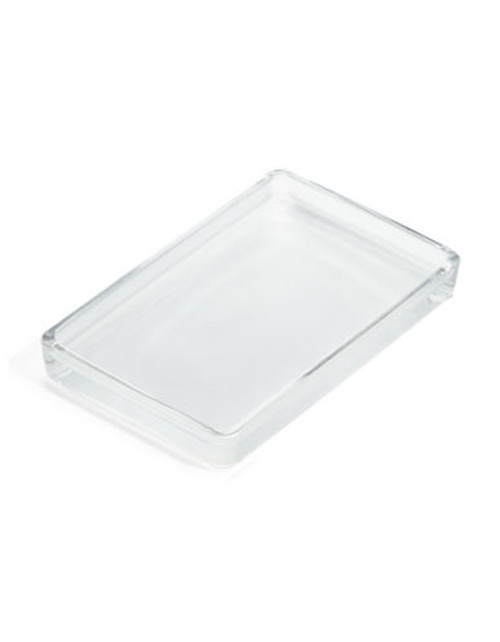 Distinctly Home Claro Soap Dish - CLEAR