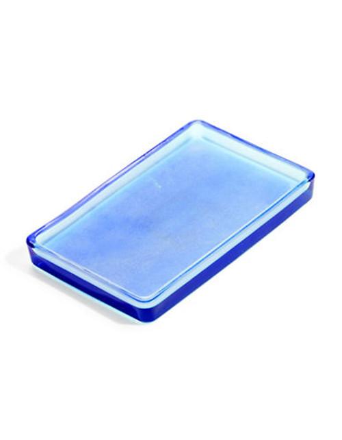 Distinctly Home Claro Soap Dish - BLUE