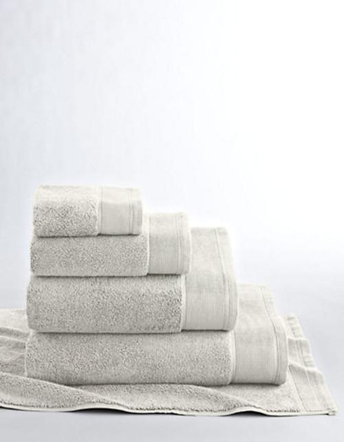 Glucksteinhome Microcotton Bath Sheet - Mist - Bath Sheet