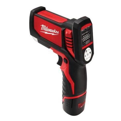 Milwaukee M12 IR Thermometer With Humidity - Bare Tool