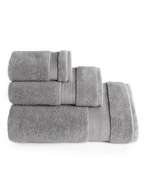 Calvin Klein Plush Bath Towel - Shadow - Bath Towel