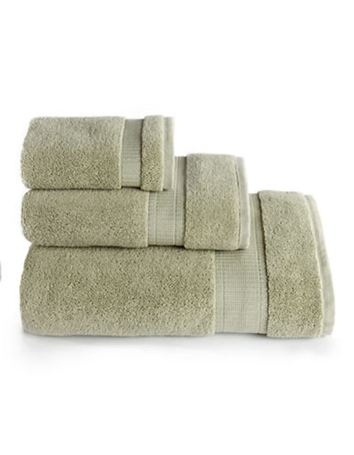 Calvin Klein Plush Bath Towel - Aloe - Bath Towel