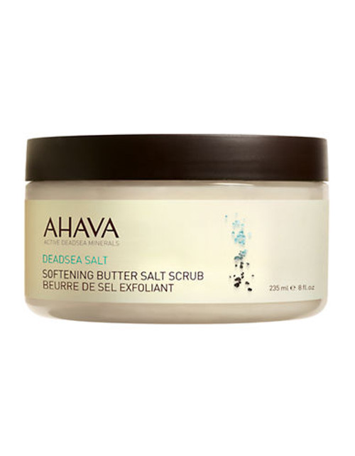 Ahava Softening Butter Salt Scrub - Reformulated - No Colour