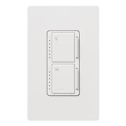 Maestro Light/Fan Control in White