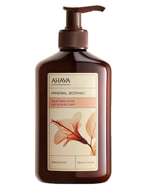 Ahava Mineral Botanic Body Lotion Hibiscus And Fig - No Color