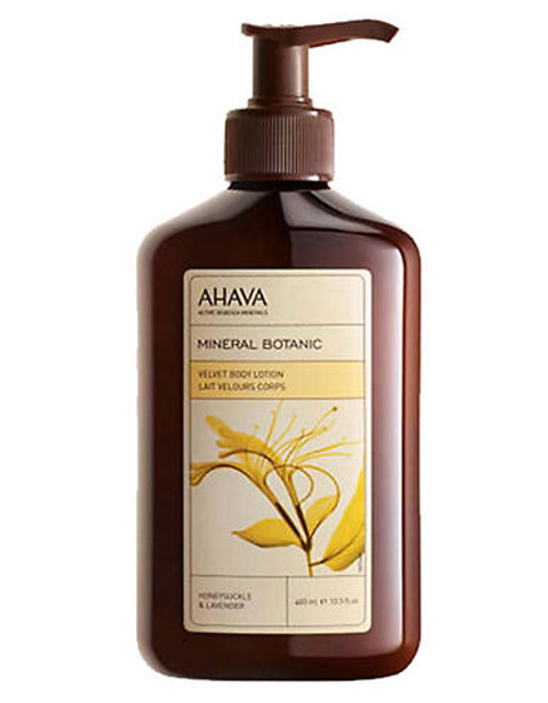 Ahava Mineral Botanic Body Lotion Honeysuckle And Lavender - No Color