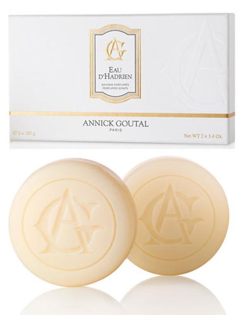 Annick Goutal Eau dHadrien 2 x 100 g soap for Her - No Colour