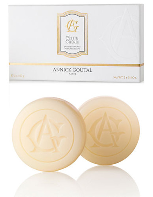 Annick Goutal Petite Cherie 2x100 g Soaps for Her - No Colour