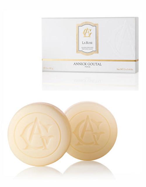 Annick Goutal La Rose 2 x 100 Gram Soap Set - No Colour - 125 ml