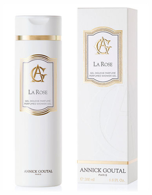 Annick Goutal La Rose Bath and Shower Gel - No Colour - 200 ml