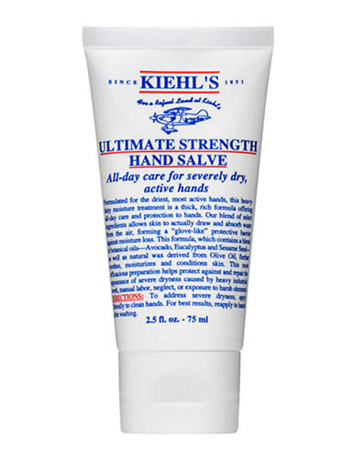 Kiehl'S Since 1851 Ultimate Strength Hand Salve - No Colour - 75 ml