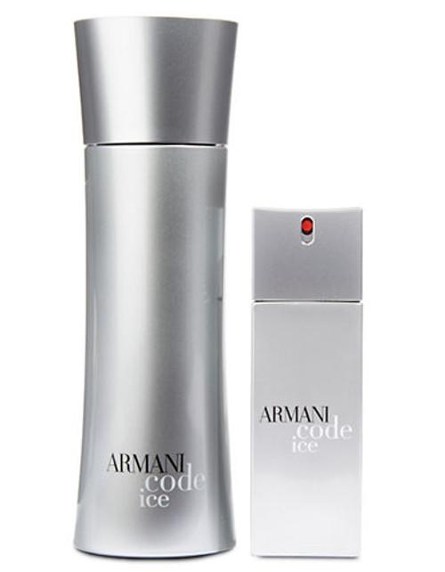Armani Armani Code Ice Gift Set - No Colour