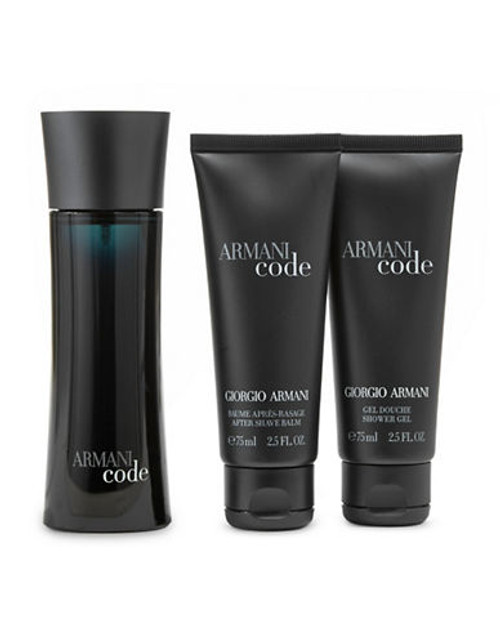 Armani 3 Piece Armani Code Fragrance Set - No Colour