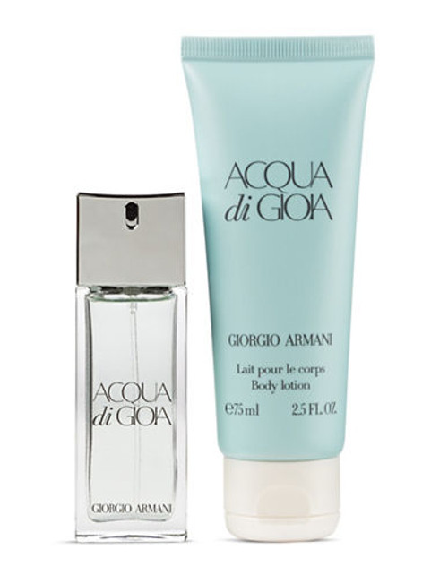 Armani 2 Piece Acqua di Gioia Travel Set - No Colour - 125 ml
