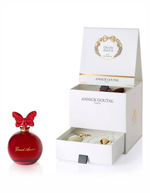 Annick Goutal Grand Amour Eau de Parfum Butterfly Bottle - No Colour - 100 ml