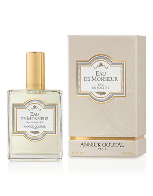 Annick Goutal Eau de Monsieru 100 ml Eau de Toilette for Him - No Colour - 100 ml