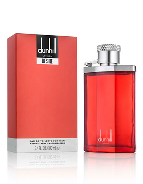 Alfred Dunhill Desire Red Eau de Toilette - No Colour - 100 ml