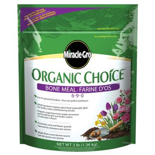 Miracle-Gro Organic Choice Bone Meal