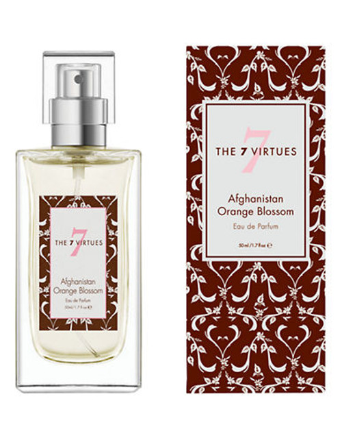 7 Virtues Afghanistan Orange Blossom Eau de Parfum Spray - No Colour - 50 ml