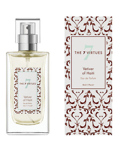 7 Virtues Vetiver Of Haiti Eau de Parfum Spray - No Colour - 50 ml