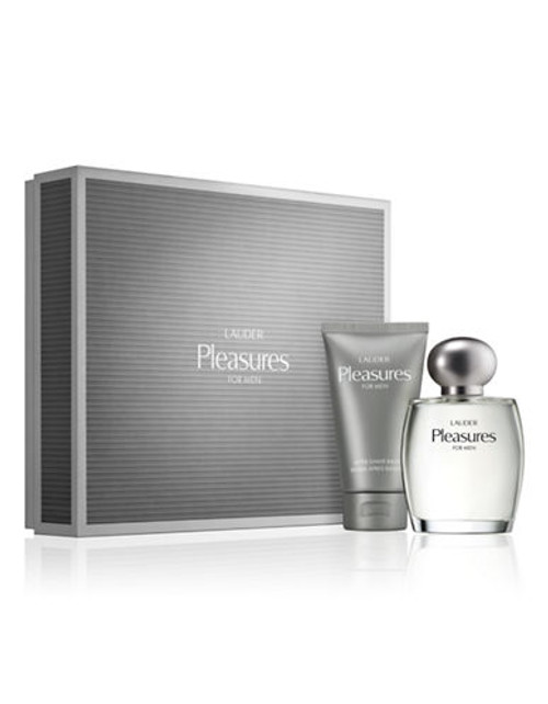 Estee Lauder Pleasures for Men Great Starts - No Colour