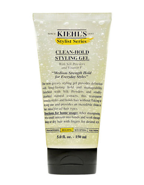 Kiehl'S Since 1851 Clean Hold Styling Gel - No Colour - 150 ml