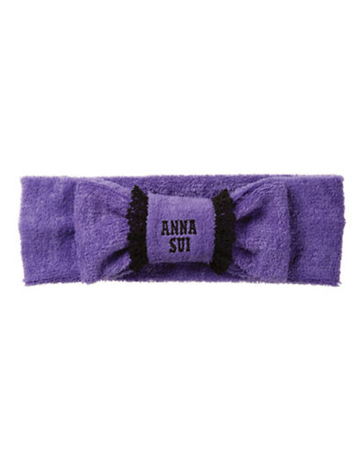 Anna Sui Hair Band - Purple