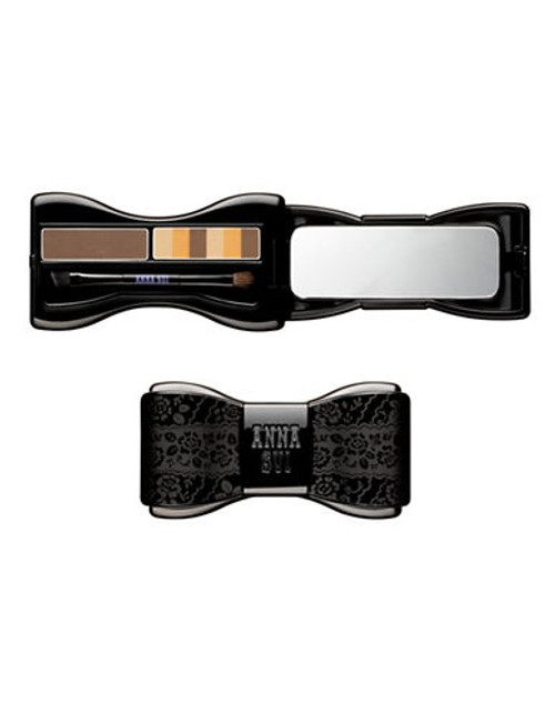 Anna Sui Eyebrow Color Compact - Red Brown