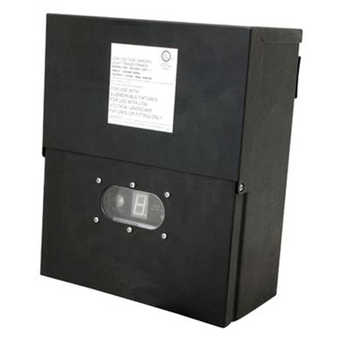 12V 600W Transformer with Ground Shield  and Multi-Voltage Terminals
