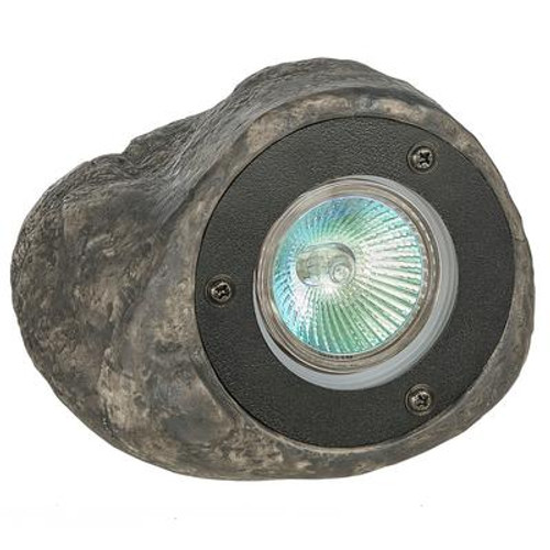 12V 20 Watt Polyresin Rock Flood Light