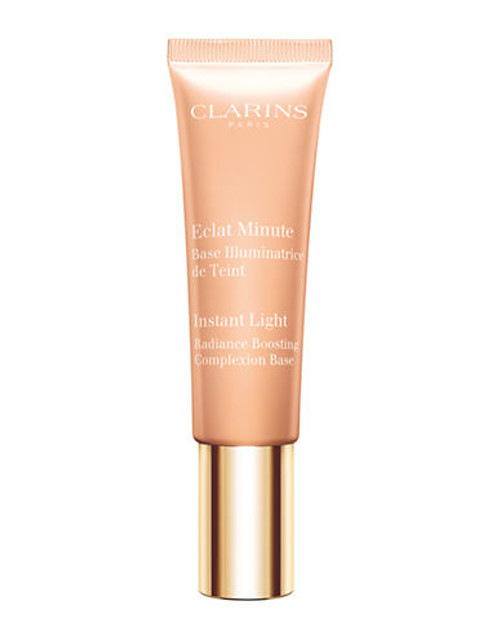Clarins Instant Light Complexion Illuminating Base - Peach - 30 ml