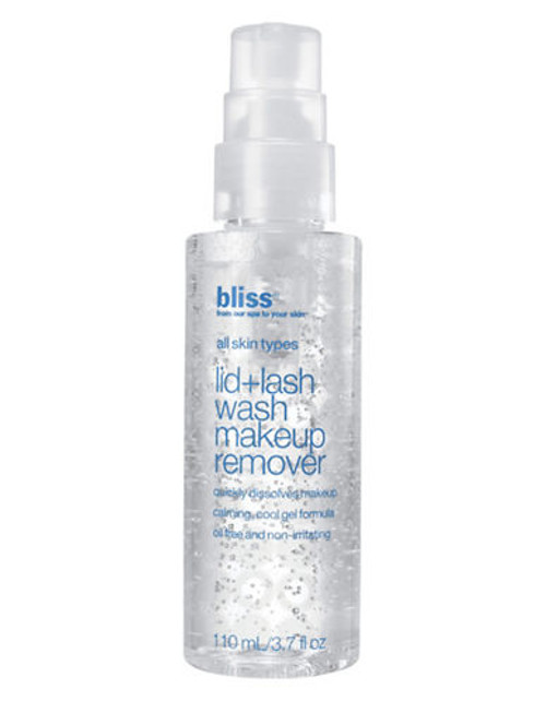 Bliss Lid And Lash Wash - No Colour