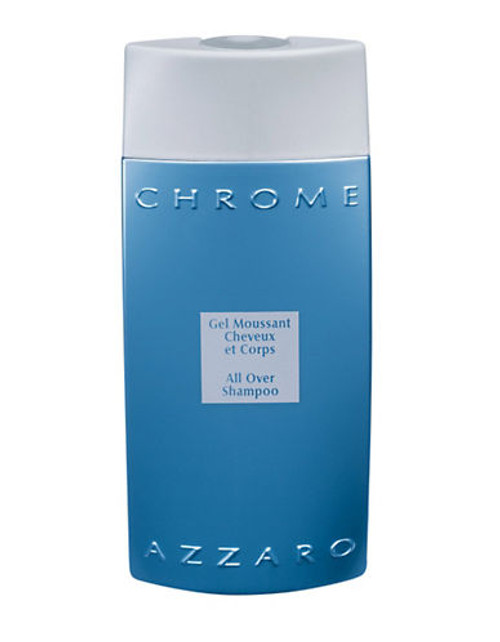Azzaro Chrome All Over Shampoo - No Colour - 200 ml