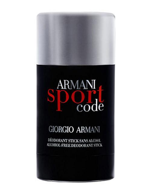Armani Armani Code Sport Deodorant Stick 75G - No Color