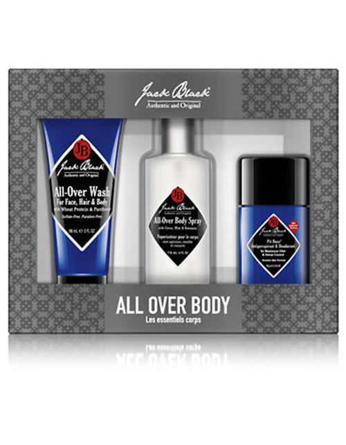 Jack Black All Over Body Set - No Colour