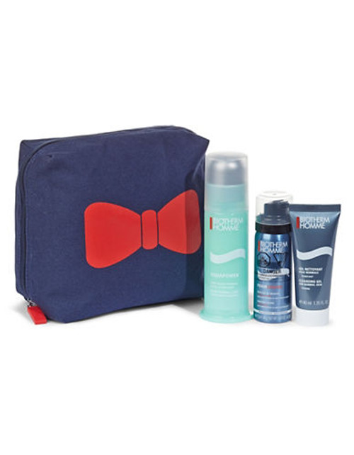 Biotherm Aquapower Gift Set with Toiletries Bag - No Colour