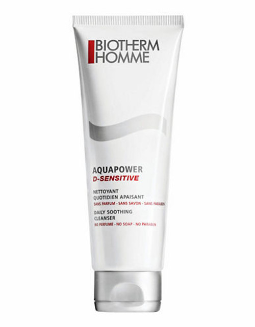 Biotherm Aquapower Dsensitive Ultrasoothing Cleansing Cream 125Ml - No Colour