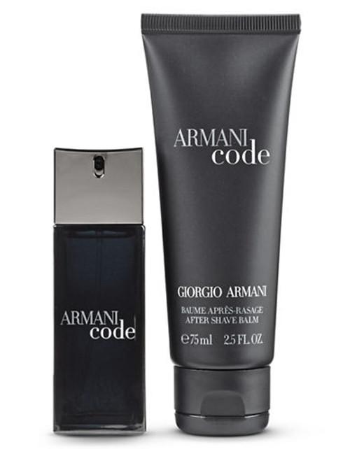 Armani 2 Piece Armani Code Travel Set - No Colour