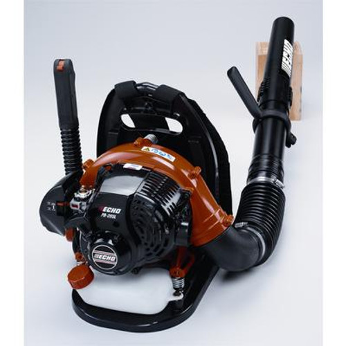 25.4 CC Backpack Power Blower