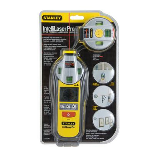 IntelliLaser™ Pro Stud Sensor and Laser Line Level