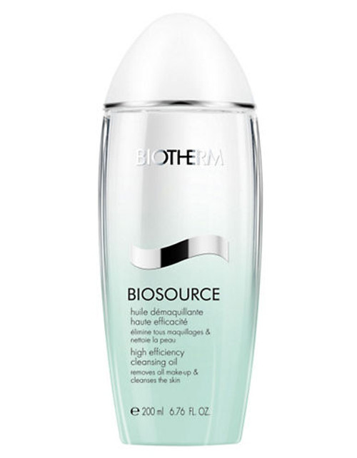 Biotherm Biosource Cleansing Oil - No Colour